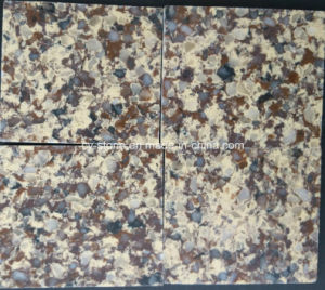 High Quality Artificial Marble Quartz Slab for Countertops and Vanity Tops pictures & photos