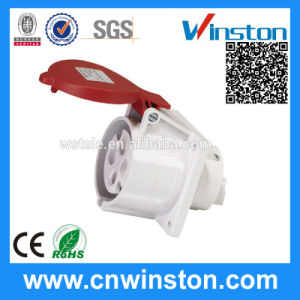 4pin High-End Type Industrial Plug with CE pictures & photos