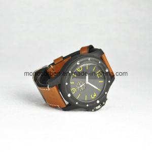Bulk Buy China Custom Design Genuine Carbon Fiber Wrist Watch Accessory pictures & photos