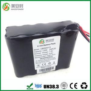 Premium 7.4V 13000mAh Li-ion Battery Pack