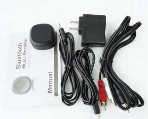 3.5mm Jack Audio Music Bluetooth Receiver Adapter pictures & photos