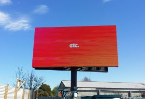 P10 Outdoor Full Color Led Display Board pictures & photos