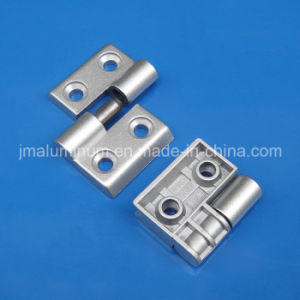 Movable Detachable Zn-Alloy Hinges for 30s 40s Series Profile pictures & photos