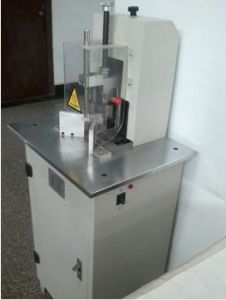 Electrical Round Corner Machine (HSQY30D) pictures & photos