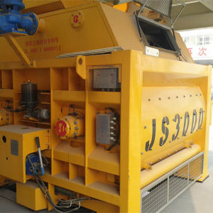 Large Sicoma Mixer Js3000 (3m3) Siemens Concrete Mixer Machine pictures & photos