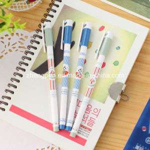Plastic Gel Ink Pen for School and Office