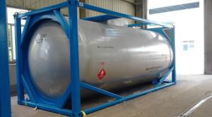 Refrigerating Fluid Tank Container From Cnbm Group pictures & photos