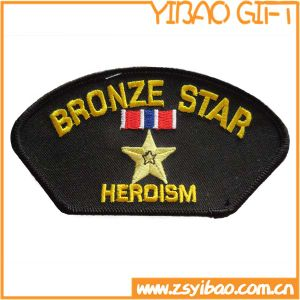 Custom Embroidery Patch Badge for Collection Gifts (YB-pH-10) pictures & photos