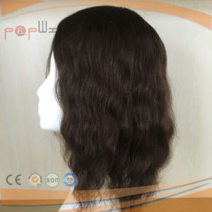 Brazilian Virgin Remy Unprocessed Cuticle on Silk All Front Wigs pictures & photos