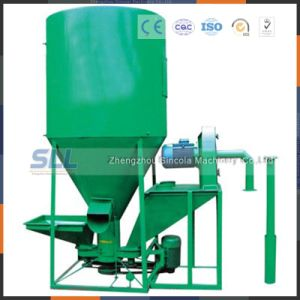 Wheat Feed Mill Mixer Poultry Feed Production Line Price pictures & photos