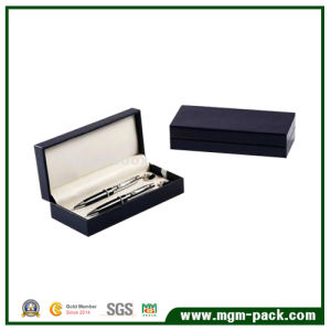 Factory Price Paper Wrapping Plastic Gift Pen Box pictures & photos