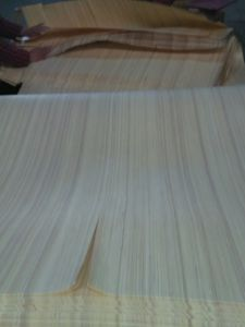 The a and B Grade Good White Recon Veneer pictures & photos