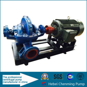 Horizontal Single Stage Centrifugal Water Split Case Double Suction Pump pictures & photos