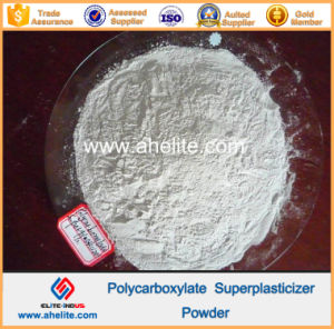 Superplasticizer Polycarboxylates High Performance Water-Reducing Admixture Powder Form pictures & photos