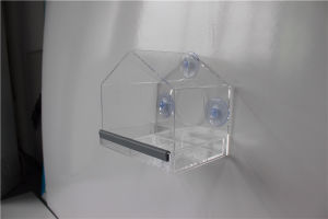 Birdscapes Clear Window Feeder, Acrylic Bird Feeder, Shenzhen Manufacturer pictures & photos