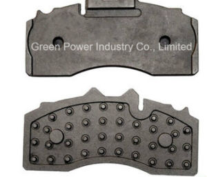 WVA29227 Cast Brake Pad Back Steel Plate pictures & photos