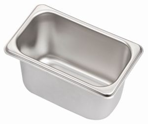 1/9 Stainless Steel Gastronom Pans, Gn Pans, Food Pans, Gastronom Container, Buffet Ware (1/9) pictures & photos
