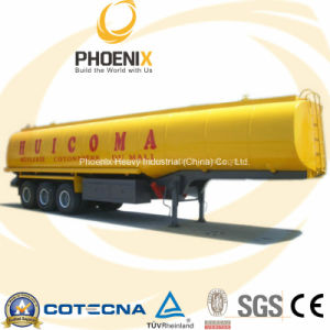 China Best Fuel Tanker Semi Trailer 50000L pictures & photos