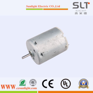 24V Pm Driving Micro Brushing DC Motor with Adjusted Speed pictures & photos