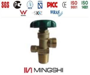 Refrigerant Cylinder Valve with Certificate (QF-310) pictures & photos