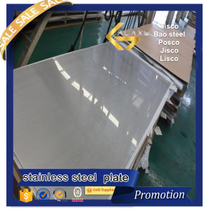 Mirror/No. 4/Hairline/2b Cold Rolled Stainless Steel Sheet AISI304
