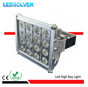 100W Outdoor Dimmable 160lm/W LED Highbay Light