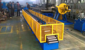 Fully Automatic Sliding Door Rail Cold Roll Forming Machine pictures & photos