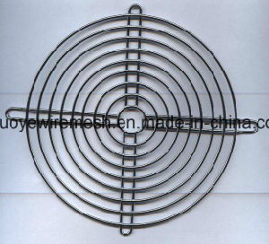Stainless Steel / PVC Coated Metal Wire Fan Guard pictures & photos