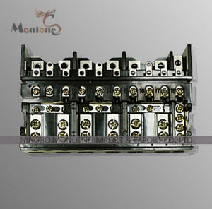 DIN Terminal Block for Three-Phase Kwh Meter (MLIE-TB005) pictures & photos