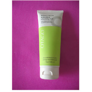 3.3oz White Tube with Positioned Flip Top pictures & photos