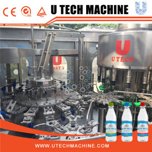 Complete Pet Bottle Mineral Water Beverage Filling Bottling Packaging Machine pictures & photos