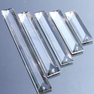 Wholesale Crystal Triangle for Bead Curtain Lighting Accessories&Pendant pictures & photos