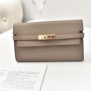 Wholesale Fashion Soft PU Leather Women Wallet Sy7650 pictures & photos