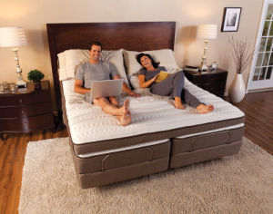 King Size Split Adjustable Bed pictures & photos