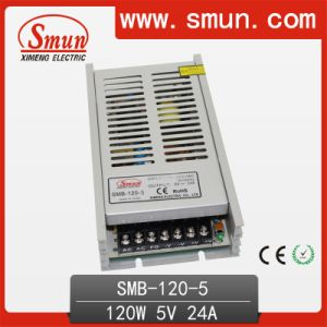 120W Ultra-Thin Single Output Switching Power Supply/SMPS (SMB-120W) CE RoHS pictures & photos