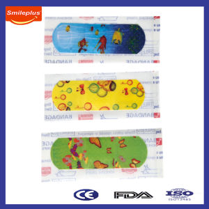 PE Printed Cartoon Wound Bandage in 2016 pictures & photos