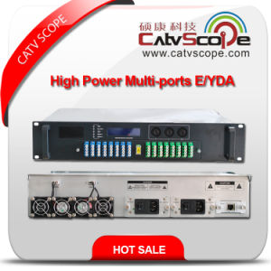 Professional Supplier High Performance 32pons High Power 1550nm 2u Multi-Ports Optical Amplifier EDFA