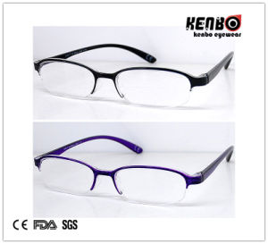 Half Frame Reading Glasses. Kr5006 pictures & photos