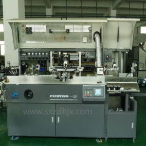 Auto Baby Bottle Screen Printing Machinery with UV Curing / Air Drying pictures & photos