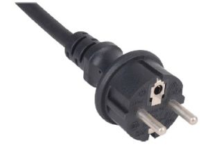 VDE Europe Plug Power Cord pictures & photos