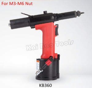 Hydraulic Pneumatic Nut Tools M3-M6 Nut pictures & photos