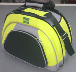 Breathable Durable Promotion Dog Shoulder Carrier Pet Bag pictures & photos