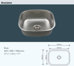 Wholesale Portable Camping Bathroom Stainless Steel Kitchen Hand Wash Sink pictures & photos