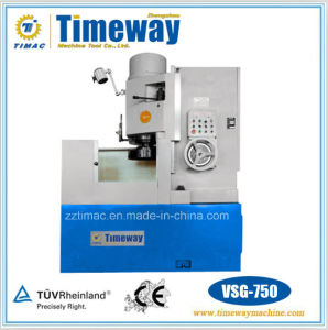 Economic-Type Surface Grinding Machine with Vertical Spindle and Round Table pictures & photos