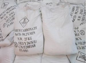 Electronic Grade Barium Carbonate Powder and Granular pictures & photos