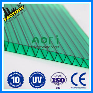 10mm Plastic Polycarbonate Sheet Building Material pictures & photos