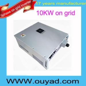 Hot Sale on Grid Solar Power Inverter 10kw Grid Tie Inverter 10kw pictures & photos