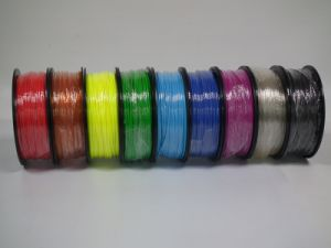 High Quality 1.75mm 3mm ABS PLA Filament 3D Printer pictures & photos