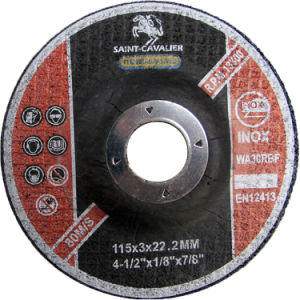 "Cutting Disc 4-1/2""X1/8""X7/8"" pictures & photos"