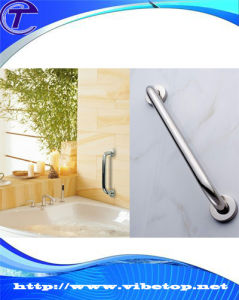 High Quality Stainless Steel Solid Casting Barn Door Handle pictures & photos